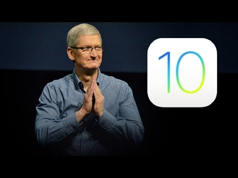 Apple's WWDC 2016 keynote in 10 minutes