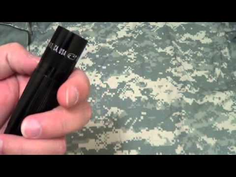 maglite XL50 led flashlight review