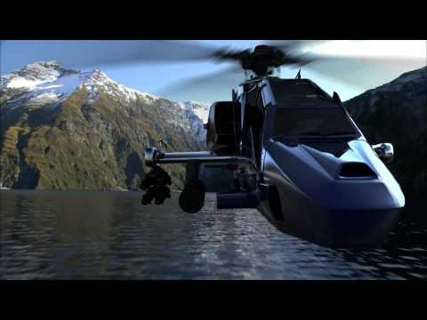 Transform FX Helicopter 7.1 Sound lossless - H.264 HD 1920x1080 True Sound