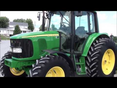 John Deere 6420 Tractor For Sale by Mast Tractor