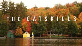 Welcome to the Catskills | Krispyshorts Travel Vlog