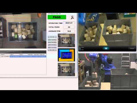 Universal Robotics – Neocortex 4.1 Intelligent Random Bin Picking