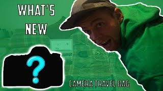 WHATS IN MY TRAVEL CAMERA BAG || 2017 TRAVEL GEAR
