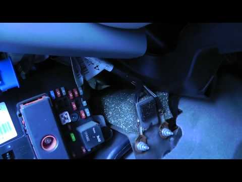 Replace fuse for cigarette lighter chevy malibu 2007