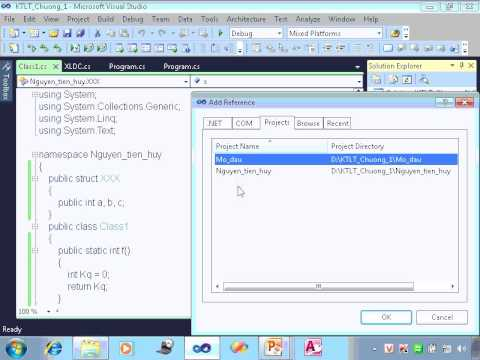 Kỹ thuật lập trình: Xây dựng chương trình