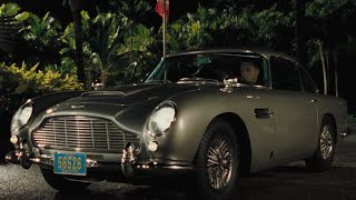 Bond wins the Aston Martin DB5 [James Bond Essentials]