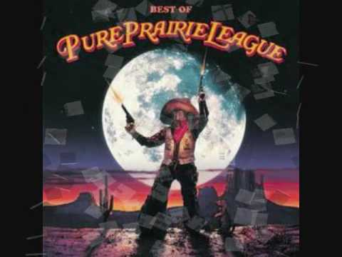 Pure Prairie League - Sun Shone Lightly