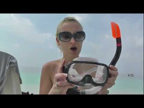 0 ?Maldives Vlog 4? BANDOS, Scuba Diving Tips &amp; Tricks, Underwater Sign Language &amp; BINGO!