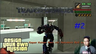 Markas Nest -Transformer The Last Knight Part 2 GTA Indonesia