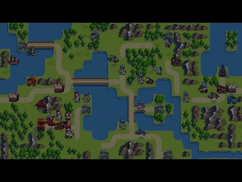 Wargroove Announcement Trailer