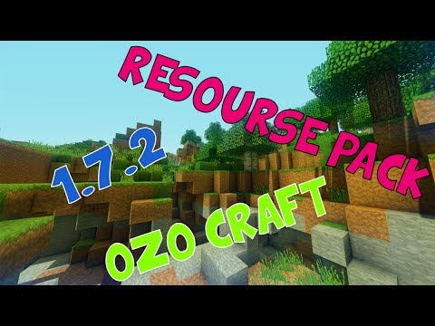 OzoCraft Texture Pack - Minecraft 1.7.2