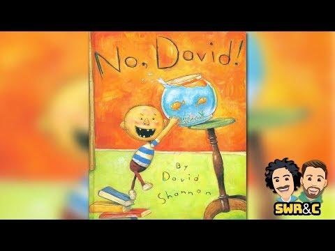 CHILDREN'S BOOK | No, David! by David Shannon | READ ALOUD