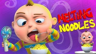 TooToo Boy - Melting Noodles | Cartoon Animation For Children | Videogyan Kids Shows