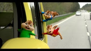 Alvin And The Chipmunks The Road Chip: ALL Movie Clips