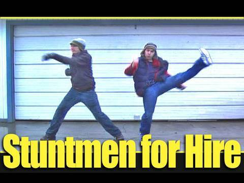 Stuntmen for Hire