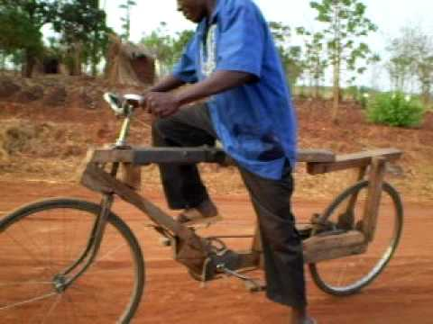 Bikes To Africa Wise African Bike Chikuli
