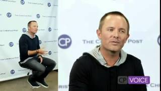 Chris Tomlin Talks Writing Country Music, Pressure While Crafting Worship Songs