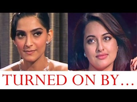 What Turns You On? - Sonakshi Sinha, Sonam Kapoor & Shahid Kapoor