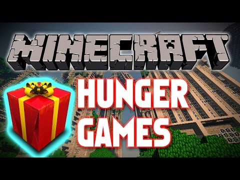 Minecraft Hunger Games #342 CHRISTMAS MAP with Vikkstar