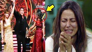Hina Khan CRIES When Shilpa Shinde WINS Bigg Boss 11 With Salman Khan HEL