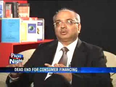 Finance for consumer durables hits rough patch