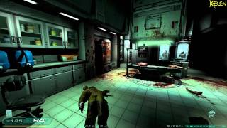 Doom 3 - Walkthrough - Poziom 16: Laboratoria Delta - Poziom 2a [PL]