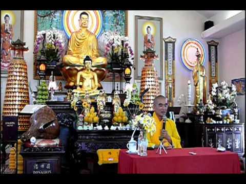 Pháp Thoại (tại Chùa Phật Tổ, Tháng 7 Năm 2012)