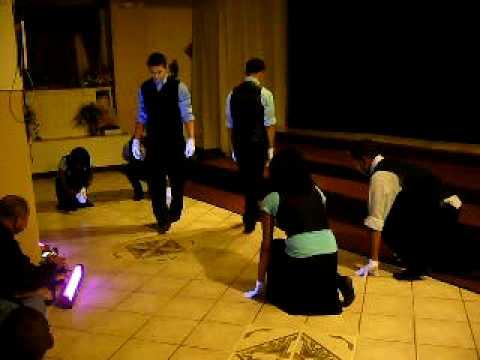 fetsival de pantomima 2008 (kadosh todavia Dios no te ha terminado)