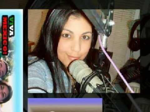 Locutora La Morronona Chula Intro-Radio Mexico 97.7FM