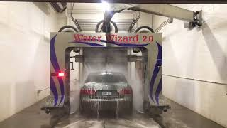WaterWizard 2.0 Touchless Automatic Car Wash