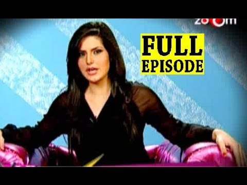 Style Strip - Zarine Khan's style advice for Vidya Balan