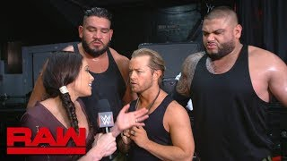 AOP fume after losing the Raw Tag Team Titles: Raw Exclusive, Dec. 10, 2018