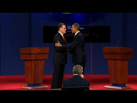 Watch the entire presidential debate