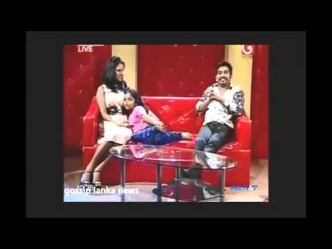 Rajitha Hiran's Daughter from Gossip Lanka News