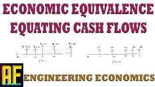 Download Lagu Economic Equivalence - How to Equate Two Cash Flow Diagrams - Engineering Economics Gratis STAFABAND