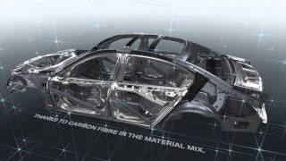 Next generation BMW 7 Series - Lightweight Construction