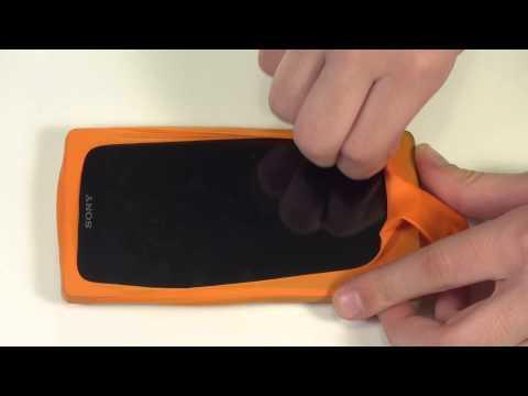 Как сделать чехол для телефона из шарика своими руками 90