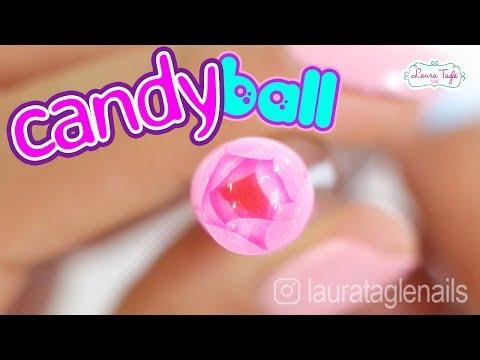 CANDY BALL Nail Art EPIC FAIL