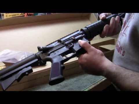 Bushmaster Carbon 15 Unboxing Video $781 AR-15 223 / 5.56