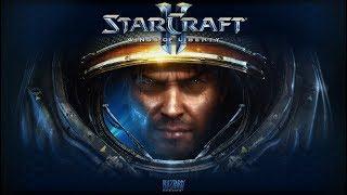 Starcraft 2:Wings of Liberty 23.2.Тихая гавань.(Выбор Ариэль Хэнсон) Диалоги в 24 части.