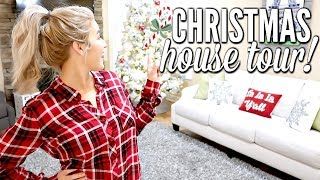 🎄✨CHRISTMAS HOUSE TOUR 2018 | CHRISTMAS DECORATE WITH ME | Love Meg