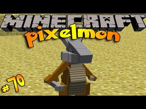 Pixelmon ! Minecraft Pokemon Mod!! Episode 70- BIOME TRAINING !!