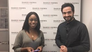 New York Daily News Talks with Alfonso Herrera about FOX