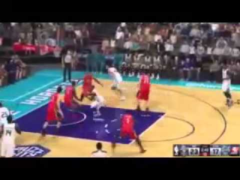 NBA 2K15 Xbox One Sacramento Kings vs Indiana Pacers Season