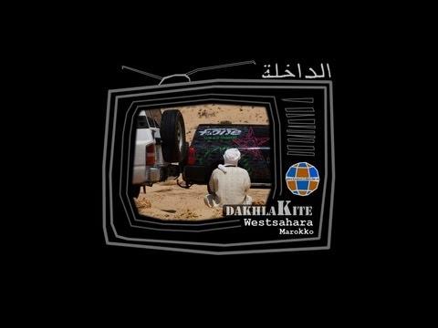 Dakhla Kite WESTSAHARA Marokko    PHOTOWORLDWIDE.de  (German + English subtitles)