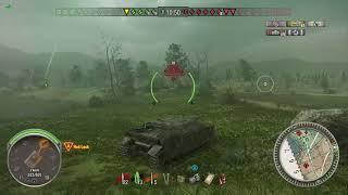 World of Tanks Xbox one Jagdpanzer IV 6 Kills
