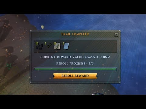 Godly Clue Scroll LOOT!! - Road to all dyes episode 55 [Runescape]