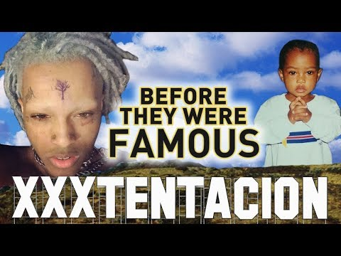 XXXTENTACION | Before They Were Famous | UPDATED Biography thumbnail