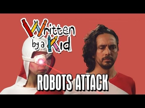 Renegade Robot Family - Written by a Kid ep. 6
