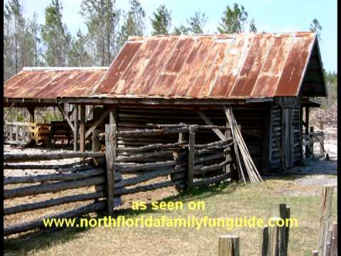 Florida Agricultural Museum - Palm Coast, Florida Video